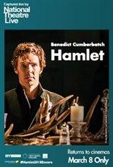 National Theatre Live: Hamlet Encore 2018 Affiche de film