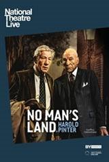 National Theatre Live: No Man's Land Movie Poster
