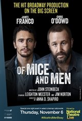 National Theatre Live: Of Mice and Men Movie Poster