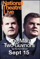 National Theatre Live: One Man, Two Guvnors (Encore) Movie Poster