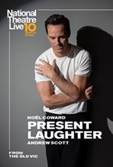 National Theatre Live: Present Laughter Large Poster