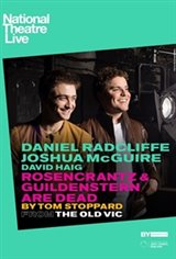 National Theatre Live: Rosencrantz & Guildenstern Are Dead Movie Poster