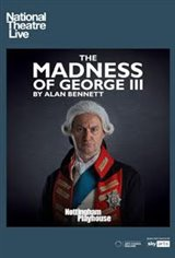 National Theatre Live: The Madness of George III Large Poster