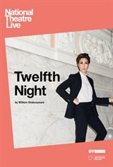 National Theatre Live: Twelfth Night Large Poster