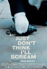 Ne croyez surtout pas que je hurle Movie Poster