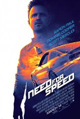 Need for Speed Movie Poster Movie Poster