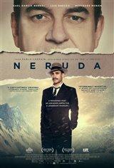 Neruda (v.o.s.-t.f.) Affiche de film