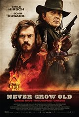 Never Grow Old Movie Poster Movie Poster