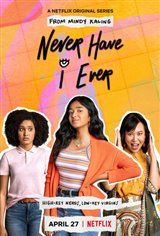 Never Have I Ever (Netflix) Movie Poster
