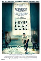 Never Look Away (Toronto, Vancouver) Poster