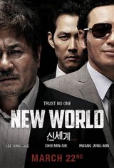 New World Large Poster
