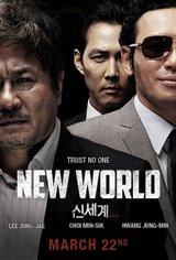 New World Movie Poster