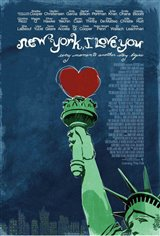 New York, I Love You Movie Poster Movie Poster