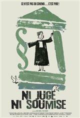 Ni juge, ni soumise Affiche de film