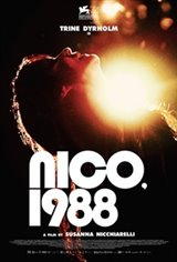 Nico, 1988 Movie Poster