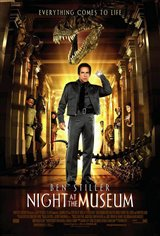 Night at the Museum Movie Poster Movie Poster