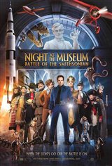 Night at the Museum: Battle of the Smithsonian Movie Poster Movie Poster