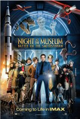 Night at the Museum: Battle of the Smithsonian - The IMAX Experience Movie Poster