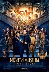 Night at the Museum: Secret of the Tomb Movie Poster Movie Poster