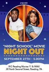 Night School Night Out Affiche de film