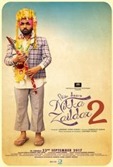 Nikka Zaildar 2 Movie Poster