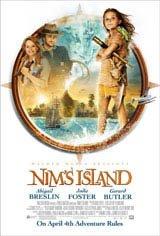Nim's Island Movie Poster