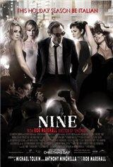 Nine Movie Poster Movie Poster