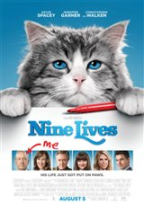 Nine Lives Movie Poster