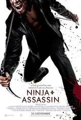 Ninja Assassin (v.f.) Movie Poster