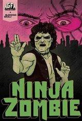 Ninja Zombie Movie Poster