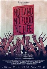No Land No Food No Life Movie Poster