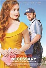 No Postage Necessary Movie Poster