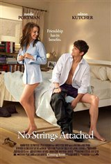 No Strings Attached Large Poster