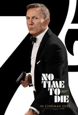 No Time To Die 3D Movie Poster