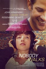 Nobody Walks Movie Poster Movie Poster