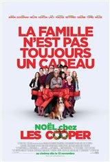 Noël chez les Cooper Affiche de film