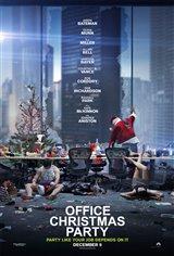 Noël en folie au bureau Affiche de film
