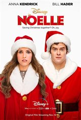 Noelle (Disney+) Movie Poster