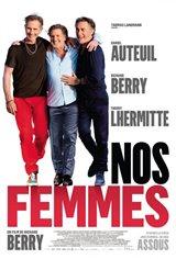Nos femmes (v.o.f.) Affiche de film