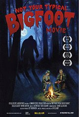 Not Your Typical Bigfoot Movie Movie Poster