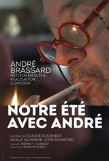 Notre été avec André (v.o.f.) Affiche de film