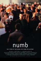 Numb (2008) Movie Poster