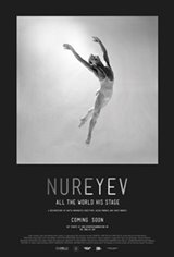 Nureyev: Lifting the Curtain Large Poster