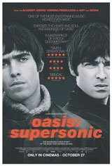 Oasis: Supersonic Movie Poster