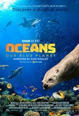 Oceans: Our Blue Planet 3D Movie Poster