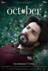 October (Hindi) Movie Poster