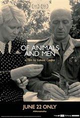 Of Animals and Men Affiche de film