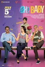 Oh Baby (Telugu) Movie Poster