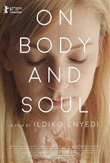 On Body and Soul (Testrol es lelekrol) Movie Poster