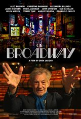 On Broadway Movie Poster